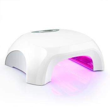 SUNUV X1 Lâmpada Prego Substituível Lâmpadas LED Secador de Unhas Único projeto Da Lâmpada Secador De Cura Gel Unha Polonês Beleza Do Prego arte
