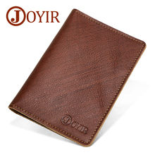 Buy Men card holder wallet leather Passport Covers Prevent RFID theft Credit Id Card Folders male multifunction Passport Wallets for $17.71 in AliExpress store