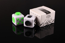 Fidget Cube Toys 11 Style Original Quality Puzzles & Magic Cubes Anti Stress Reliever for Children and Adults(China)