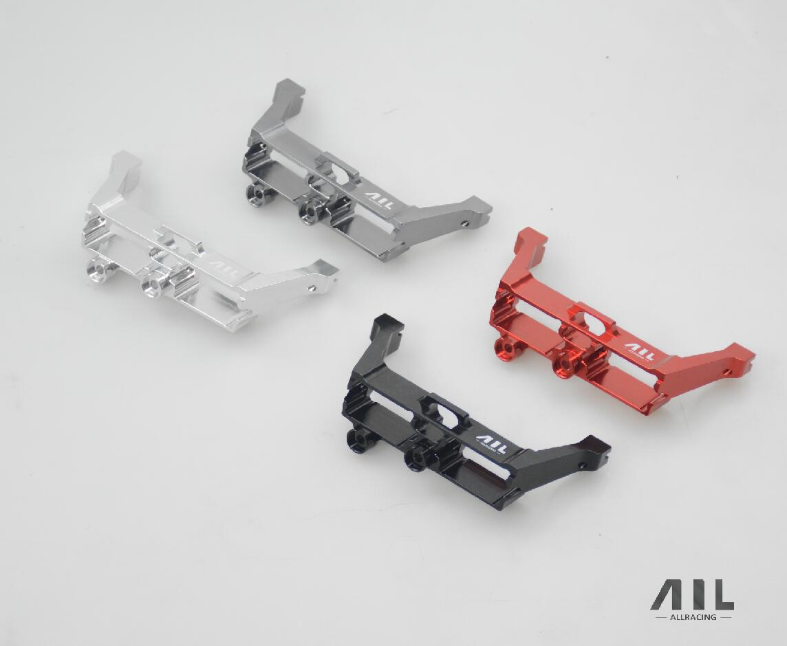 ALLRC aluminum alloy differential diff locking bracket for traxxas trx 4(China (Mainland))