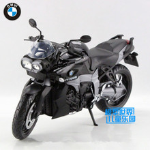 Free Shipping/1:12/Diecast Motorcycle Toy Model/K1300R/Delicate Educational Collection/For Children/Festival Gift