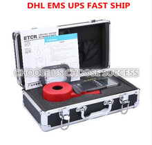 DHL FREE SHIPNew ETCR2100A+ Digital Clamp On Ground Earth Resistance Tester Meter / Clamp Earth Resistance Tester(China)