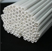 Sand table Diy handmade construction ABS Round pipe tube 4.0mm dia ,ABS circular plastic tube, model-making(China)