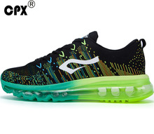 Brand CPX Air Sole Men Women tenis shoes Knit Rainbow Athletic Sneakers zapatillas deportivas hombre mujer sports tennis shoes(China)