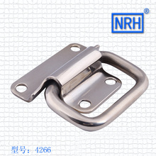 NRH4266 instrument box handle Stainless steel handle Luggage handle Drawing  handle