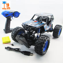 Large RC Cars 2.4G Rock Crawler 4WD Trucks Toys 1:12 Off-Road High Speed Electronic Cars Model Toys For Children Christmas gifts
