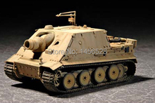 TRUMPETER 07274  1/72German Sturmtiger Early Production  Assembly Model kits scale model  3D puzzle vehicle model