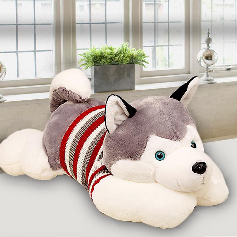 Buy 1pcs 2 Size 50cm Littlecucu Sweater Husky Plush Dog Best Gifts