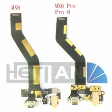 1pcs Dock Connector Micro USB Charger Charging Port Flex Cable Complete Parts for MEIZU MX6 MX6 Pro/Pro 6