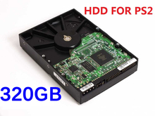 "320GB 3.5"" IDE Internal  Hard Drive for  PS2 with 57 games installed  USED HDD   one year warranty"