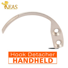 Detacher Tag Hook Key Detacher Security Tag Hook Remover Used For EAS Hard Tag Handheld Convenience Portable Mini One(China)