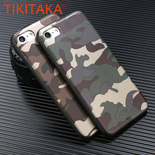 Buy Fashion Army Phone Cases iphone 7 6 6s plus 8 8 plus Camo Camouflage Pattern Back Cover Soft TPU Case fundas phone shell for $1.18 in AliExpress store