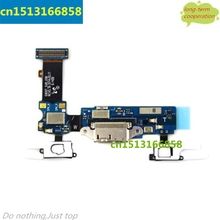 5pieces/lot HK for OEM Charging Port Flex Cable for T-Mobile Samsung Galaxy S5 SM-G900T(China)