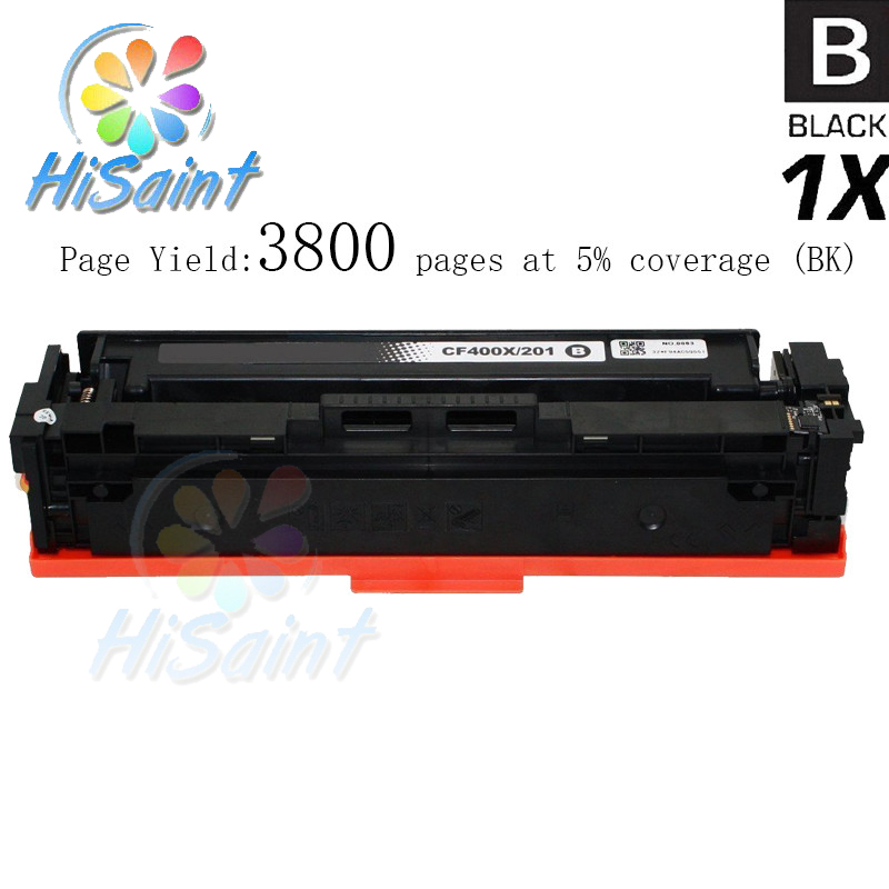 Hot Black CF400X HP201X High Yield for HP Color LaserJet Pro M252dw, M252n (BK, 1-Pack) Compatible Replacement Toner Genuine<br><br>Aliexpress