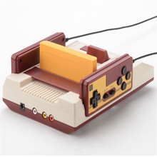 RS-35 Best Video Games Console Player with 632 Games Card TV Game Player Retail Box(China)