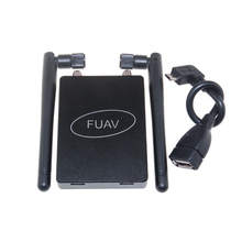 FPV Mini 5.8G FUAV OTG Receiver Supporting Apple iPhone VR Android Phone for FPV Racing Fixed Wing(China)
