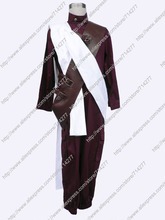 Free shipping Custom cheap Gaara Cosplay Costume (3rd) from Naruto Shippuden Anime clothing Christmas
