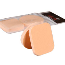 2017 2PCS Make up Foundation Beauty Cosmetics Face Powder Concealer Makeup Sponge Soft Puff