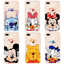 Buy Mickey Minnie Cases iPhone X 8 7 4 4S 5 5S SE 5C 6 6S Plus Xiaomi Redmi 4A 3S 3 S Mi A1 Mi 5X Note 3 4 5A Pro Prime 4X for $1.18 in AliExpress store