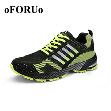 2017 Tide Lovers Running Shoes Men Women Spring Breatable Sport Shoes Comfortable Running Net Athletic Shoes of Men 108(China)