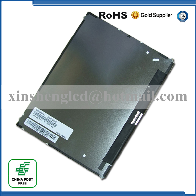 Original 9.7 inch Tablet PC LCD display BI097XN02 V.Y AB097ZZZX001 LCD Screen Digitizer Sensor Replacement Free Shipping<br>