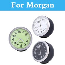 Car Mechanics Quartz Clock With Luminous Light Noctilucent Watch Clock For Morgan 3 Wheeler 4 Seater 4/4 Aero 8 Aero Coupe(China)