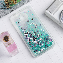 AKABEILA Glitter Liquid Soft TPU Case For Xiaomi Redmi 4X Covers Silicone Phone Case Back Cover Coque For Redmi 4X 5.0 inch(China)