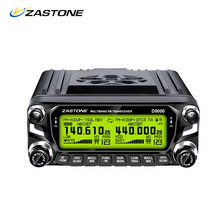 Zastone D9000 Car Walkie Talkie 50W 136-174MHz 400-520MHz 512 Channels Radio Communication Transceiver Mobile Radio Equipment(China)