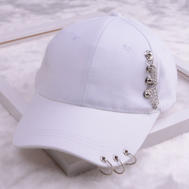 baseball cap with ring dad hats for women men baseball cap women white black baseball cap men dad hat (21)