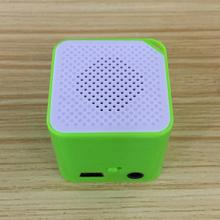 Music Players Audio Amplifier Portable Mini USB 2.0 MP3/WMA Music Player Support 16GB Micro SD/TF Card Speaker 5 Colors
