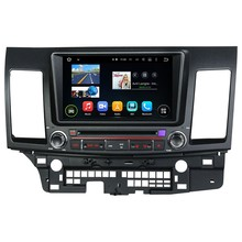 "8"" Android Car DVD Player with TV/BT GPS WIFI,Car PC/Audio/Radio/Stereo for mitsubishi lancer 2006 2007 2008 2009 2010 2011 2012(China)"