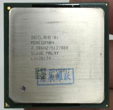 Intel Pentium 4 P4 3.2GHz P4 3.2 P4 3.2 Socket 478 512M 800 SL6WG specifications P4 3.2(China)
