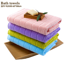 Soft cotton bath towel Colourful bathing scarf Small bath towel for children Summer rain bath towel