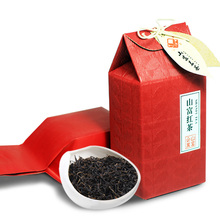 2016 Shanfu Black Tea Class A Tea Level Highly Flavored Type Loose Tea Certified Products 100g /bag Chinese Kungfu Black Tea