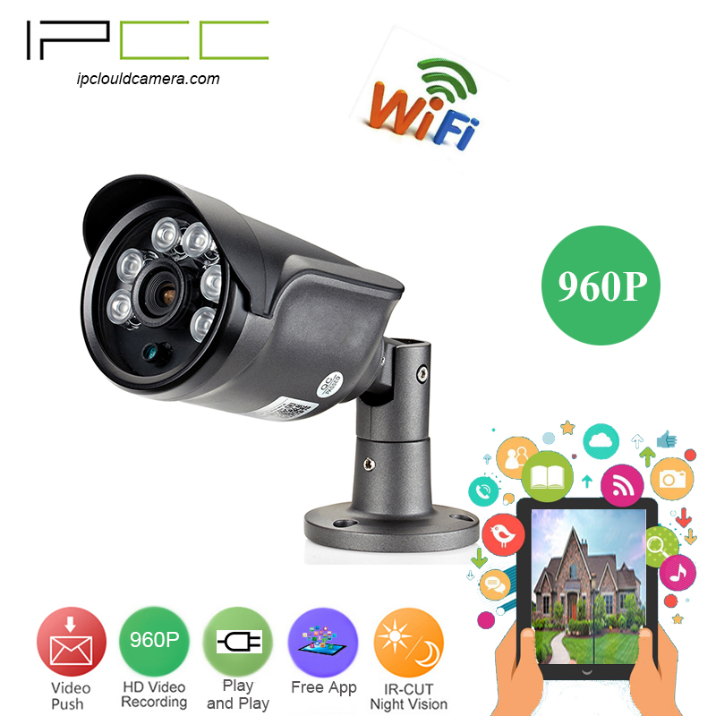 IPCC 1.3MP Built-in 8G TF card  CCTV Camera wifi ip camera  playback video recorder on phone<br><br>Aliexpress