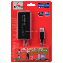 MayFlash for Mega Drive MD for Genesis Controller to PC Windows for Mac USB Adapter(Hong Kong)