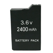 GTF Details about EXTENDED 3.6V 2400mAh Li-ion Replacement Battery for Sony PSP Slim 2000 3000(China)