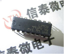 Free Shipping 100PCS L293D L293 DIP IC(China)