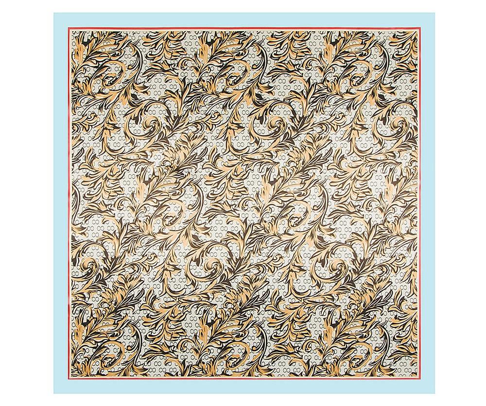 Square print scarf (9)