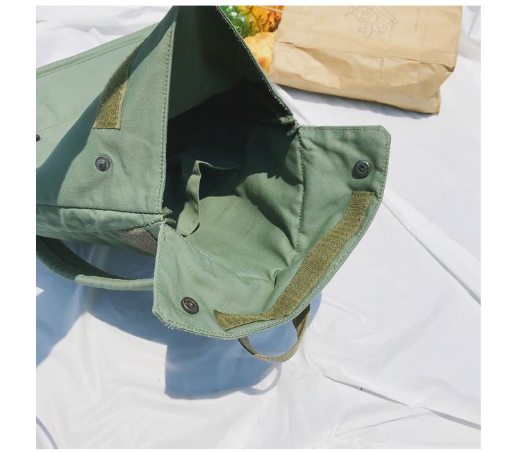 Menghuo Brand Female Women Canvas Backpack Preppy Style School Lady Girl Student School Laptop Bag Cotton Fabric bolsas00_37