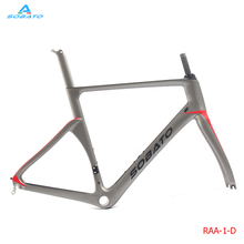 Cycling Frame Carbon Road Aero Bike Frame T700+T800 Carbon Materials Carbon Road Frame