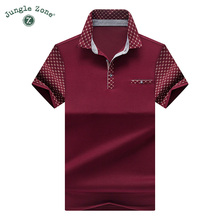 New Mens Polo Shirt Short Sleeve breathable Business Casual Male polo shirt Hot PRODUCTS Hot sale Polo shirts Brand POLO 8109(China)