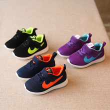2016 New Fashion Children's Leisure Shoes Boys and Girls Sports Shoes Kids Fashion Children Shoes Fashion Sneakers