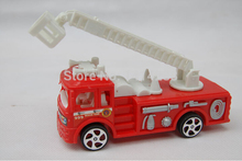 1:32 Fire Truck Best Gift for Children Car Model Baby Vehicles Toys for Boy Kids Educational Toy Christmas New Year Gifts(China)
