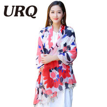 big foulard shawl tassel scarf for women from india shawl scarves pashmina cotton voile scarf luxury brand 2016new Chinese style