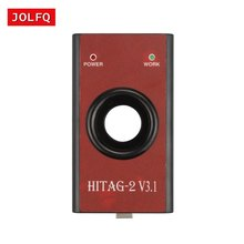 2018 Lowest Price HITAG2 V3.1 key programmer HiTag2 programmer hitag 2 HITAG-2 V3.1 ad hitag2 universal keys programmer for bmw(China)