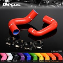 Silicone Radiator Coolant Hose Kit FOR BENZ SMART FORTWO & ROADSTER 03-07(China)