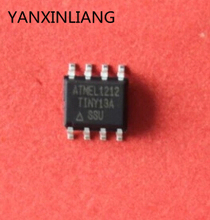 10PCS/LOT ATMEL ATTINY13 ATTINY13A TINY13A MCU AVR 1K FLASH 20MHZ 8SOIC IC (ATTINY13A-SSU)