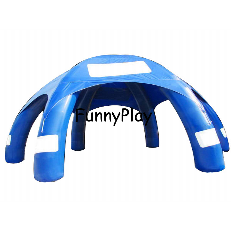 Inflatable Spider tent3