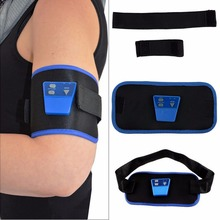 New Body Electronic Massage Belt Adjustable Muscle Slim Arm Leg Waist Fat Burn #H027#